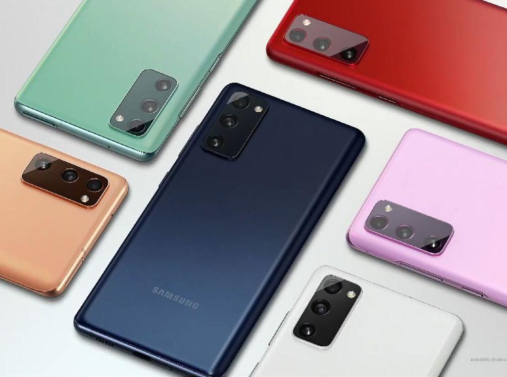 Menilik Fitur Samsung Galaxy S20 FE Seharga Rp 9,999 Jutaan