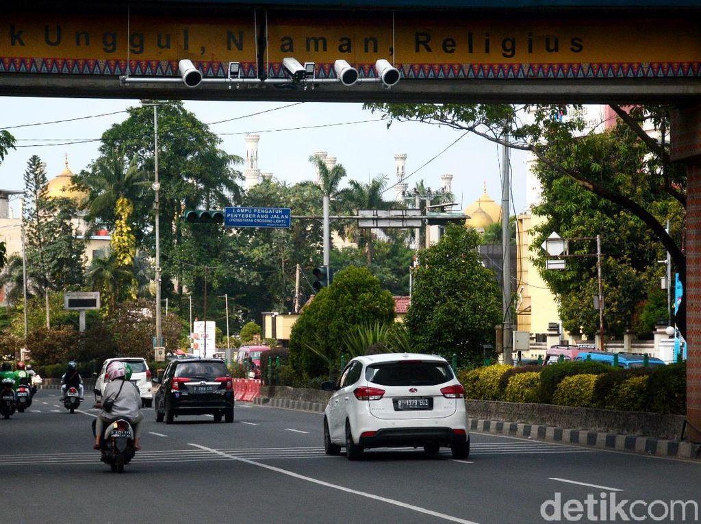 Siap-siap! Tilang Elektronik di Depok Diberlakukan Mulai 24 Maret