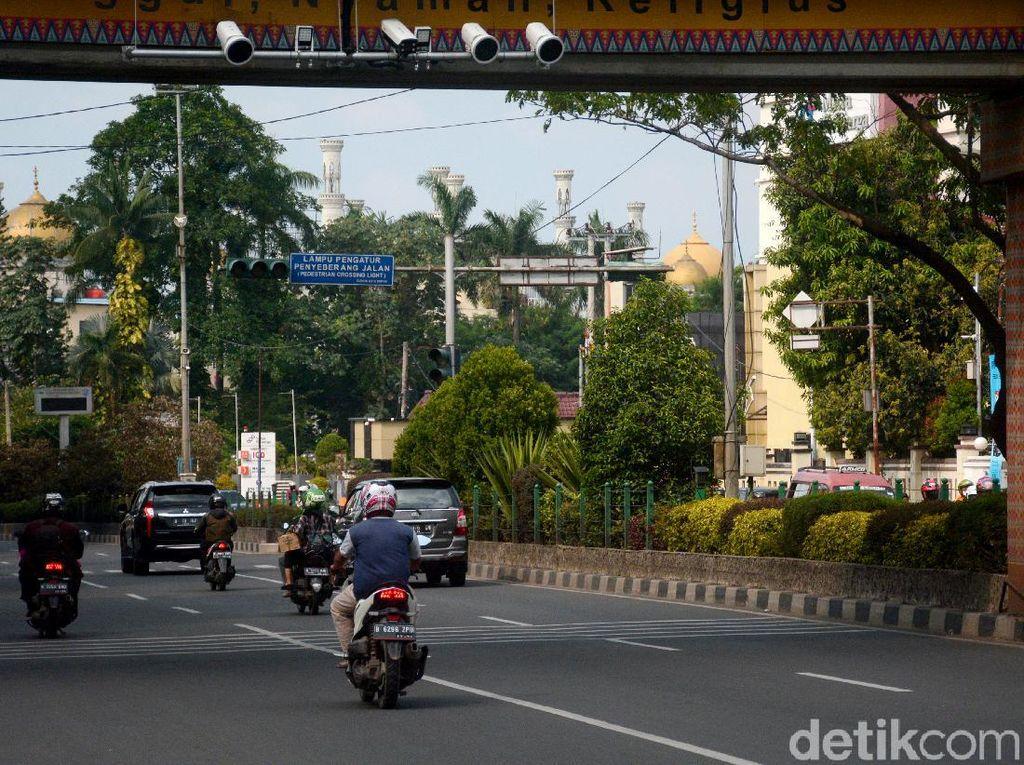 Dukung Wacana Polisi Tak Menilang, Korlantas Tambah 166 Kamera e-TLE