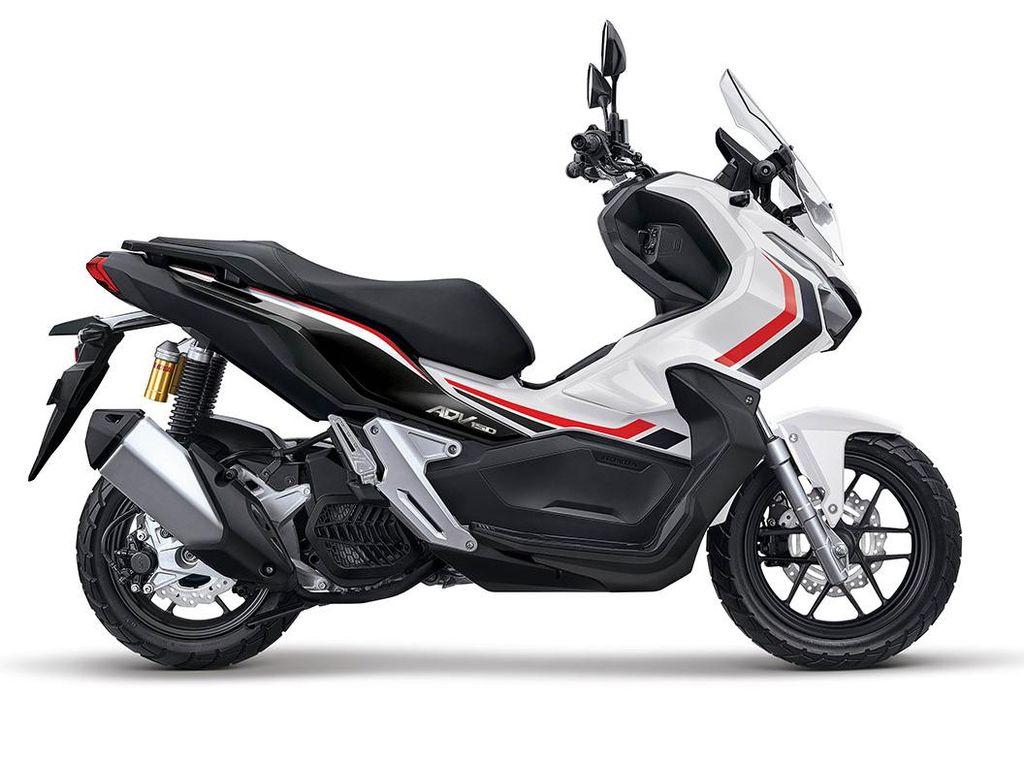Honda ADV 150 Punya Warna Baru, Ini Pilihannya
