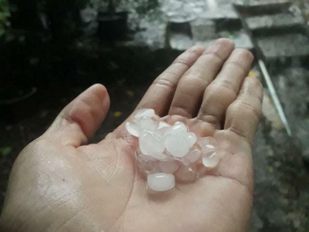 BMKG: Waspada Potensi Turun Hujan Es di Yogyakarta