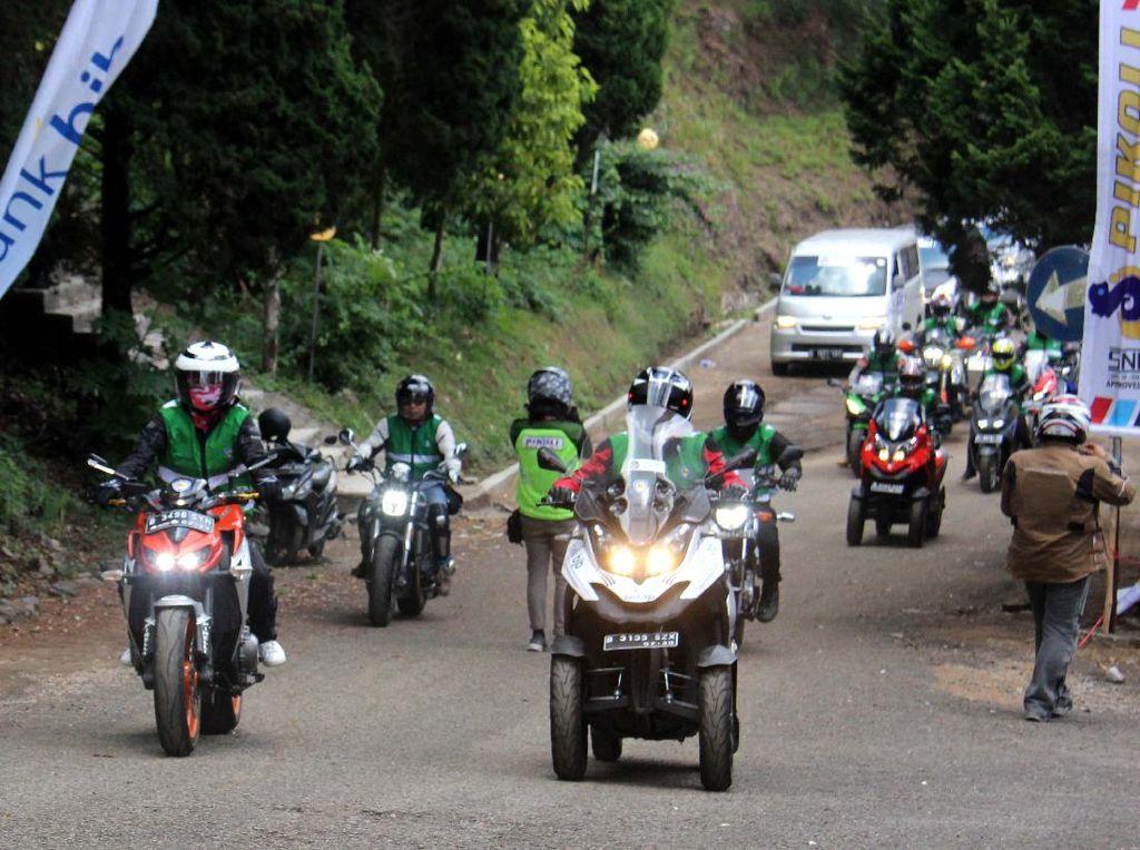 Tata Cara Touring ala Ikatan Motor Indonesia (IMI)