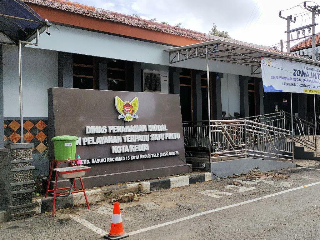 2 Pegawai Pemkot Kediri Positif COVID 19, Kantor Pelayanan Ditutup Sementara