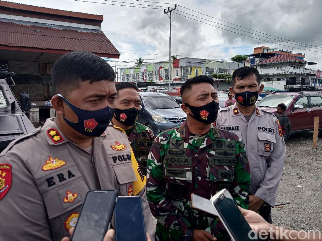 Serang Polisi Timika, Total 7 Massa Demo Tolak Otsus Jilid 2 Ditangkap