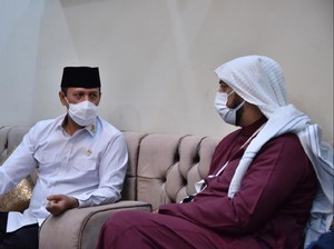 Kunjungi Syekh Ali Jaber, Kepala BNPT: Kami Simpati, Beliau Tenangkan Masyarakat