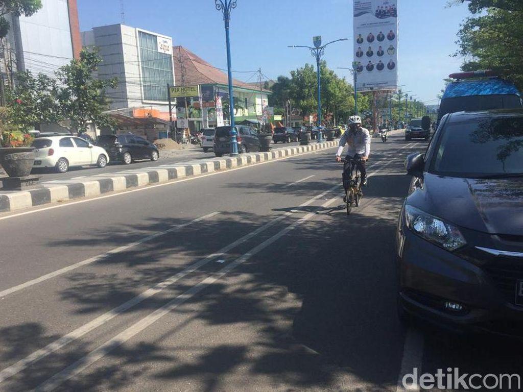 Pemkot Cirebon Akan Bangun Jalur Sepeda di Enam Ruas Jalan Tahun Depan