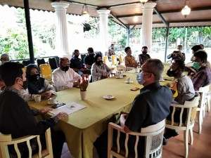 Pandemi Corona, Tradisi Panjang Jimat di Cirebon Ditiadakan