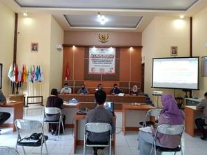KPU Tetapkan 2 Pasangan Calon di Pilbup Purbalingga
