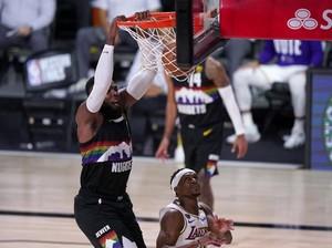 Hasil NBA: Nuggets Perpanjang Napas, Kalahkan Lakers 114-106