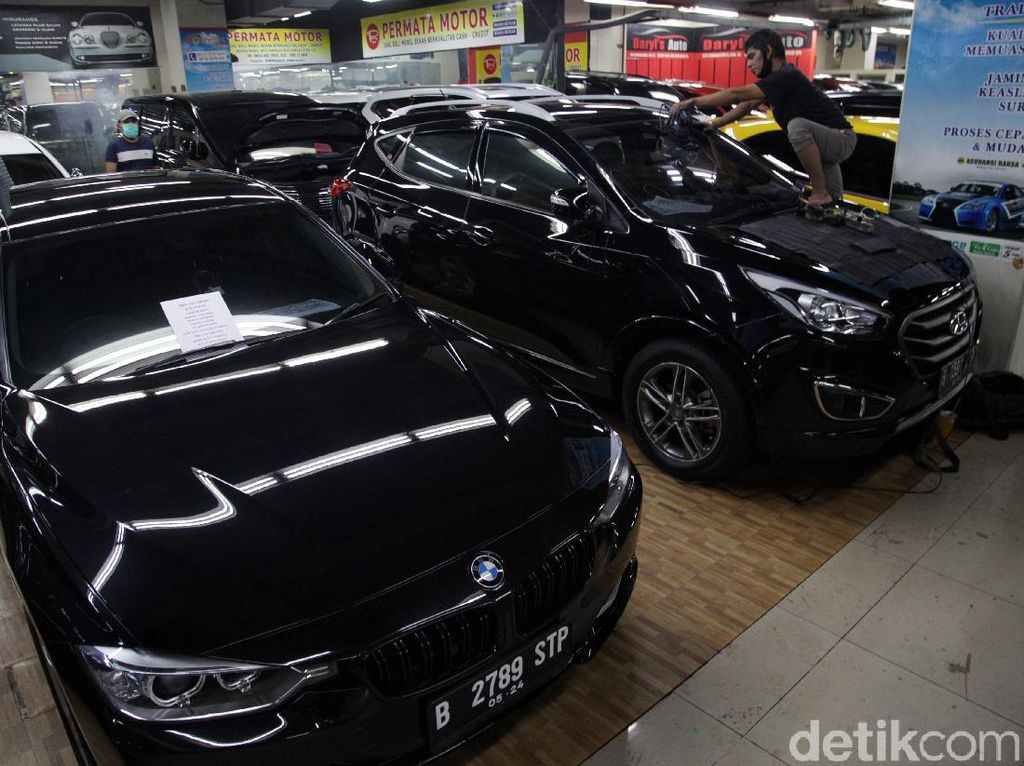 Prediksi Pasar Mobil Bekas di 2021: MPV Masih Jadi Idola
