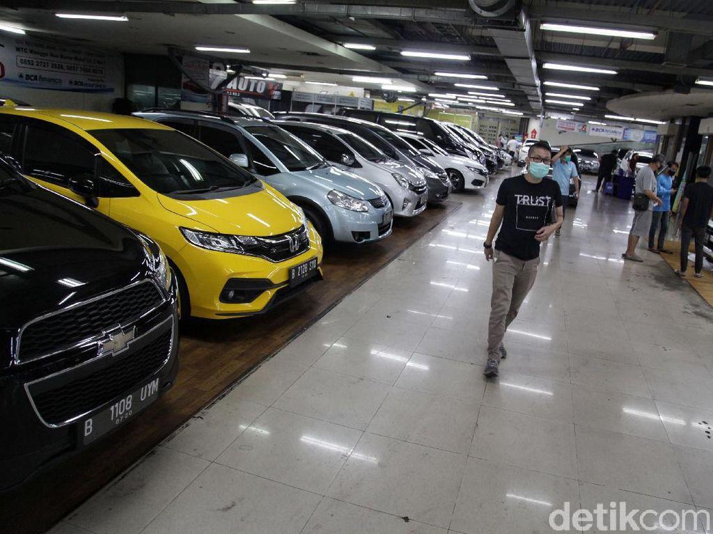 Diskon Pajak Mobil Baru Ancam Mobil Bekas, Ini Kata Gaikindo