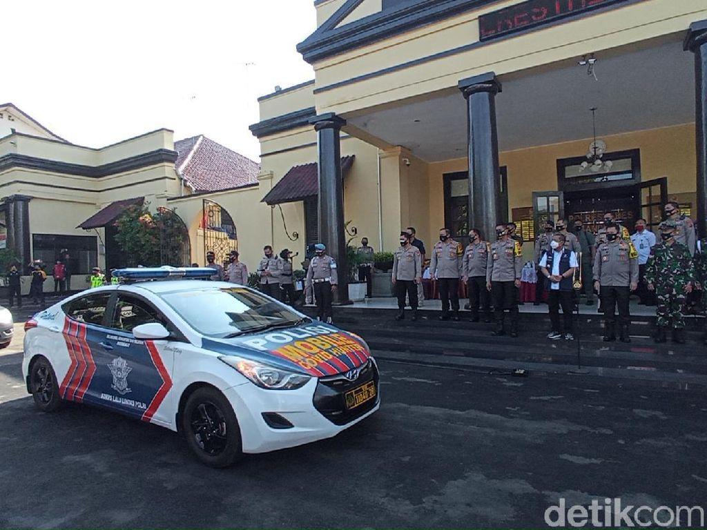 Mobile COVID Hunter Bidik Kerumunan Warga di Bandung