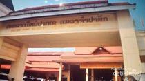 Potret Pasar Tradisional di Kota Pak Se Laos