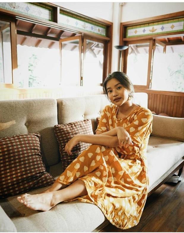 Adira Kania, artis, anak artis, Ikke Nurjanah