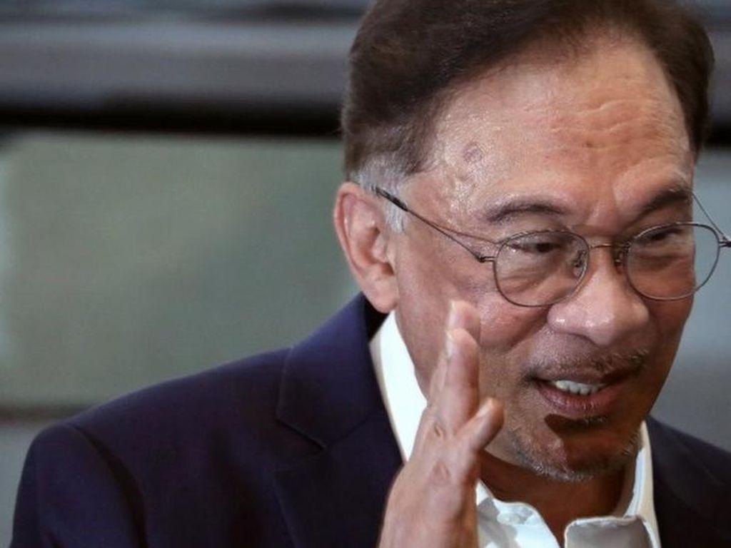 Anwar Ibrahim Klaim Pemerintahan PM Muhyiddin Telah Jatuh