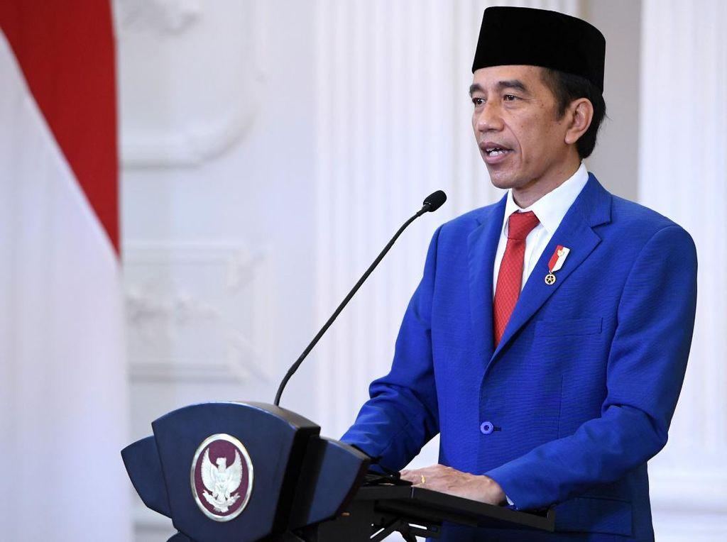 Jokowi Minta Pembagian Jatah Garapan Lumbung Pangan Diperjelas