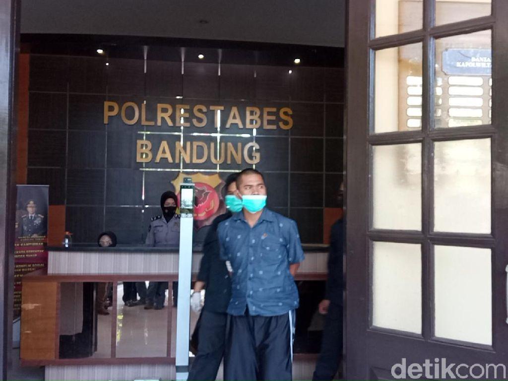 Psikiater Dilibatkan Usut Pria yang Rusak Masjid di Bandung