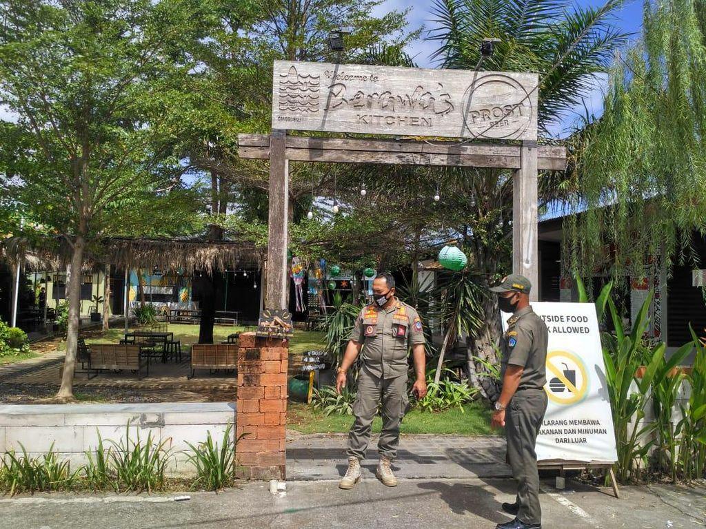 Beredar Video Bule Salsa Tanpa Protokol Kesehatan, Satpol PP Bali Turun Tangan