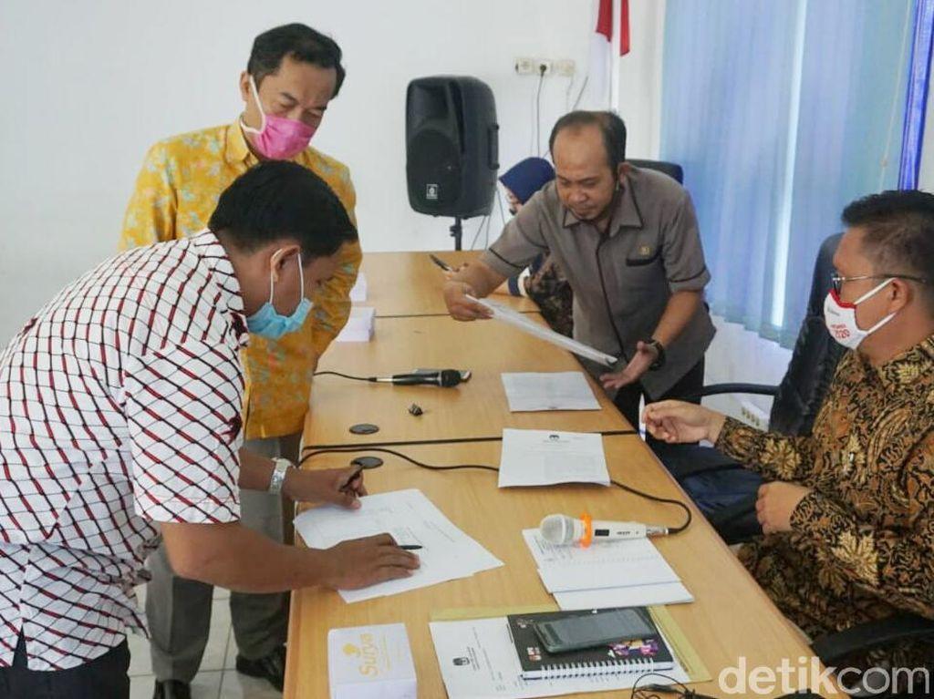 KPU Kebumen Tetapkan Wabup Petahana Jadi Calon Tunggal Pilkada 2020