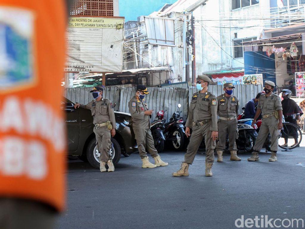 Lebih dari 26 Ribu Orang Langgar Aturan Masker Selama PSBB di DKI