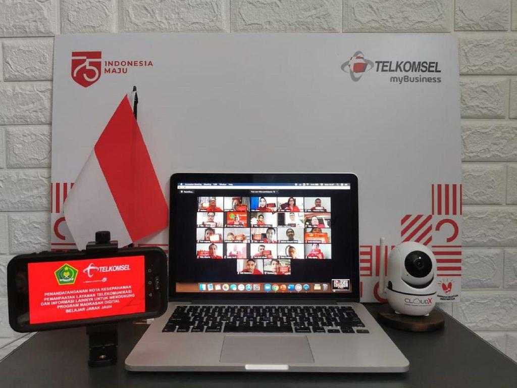 Kuota Internet Murah Telkomsel Madrasah 10 GB Hanya Rp 10