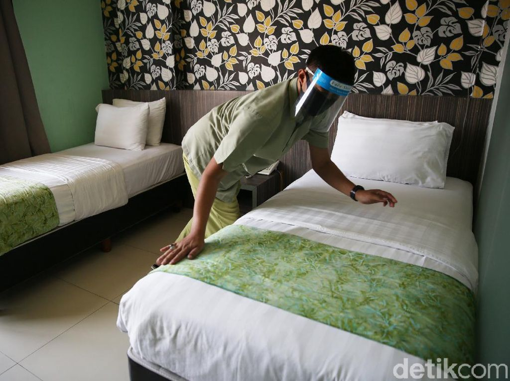 Pemprov DKI Kerja Sama dengan Hotel di Jakarta Buka Isolasi Mandiri Berbayar