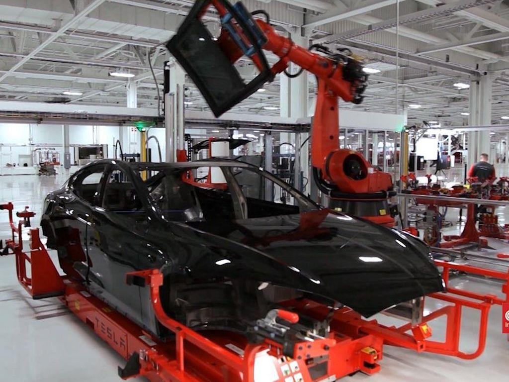 Tesla Kabarnya Mau Bikin Pabrik di Jawa Tengah, Merek Lain Bisa Nyusul Datang