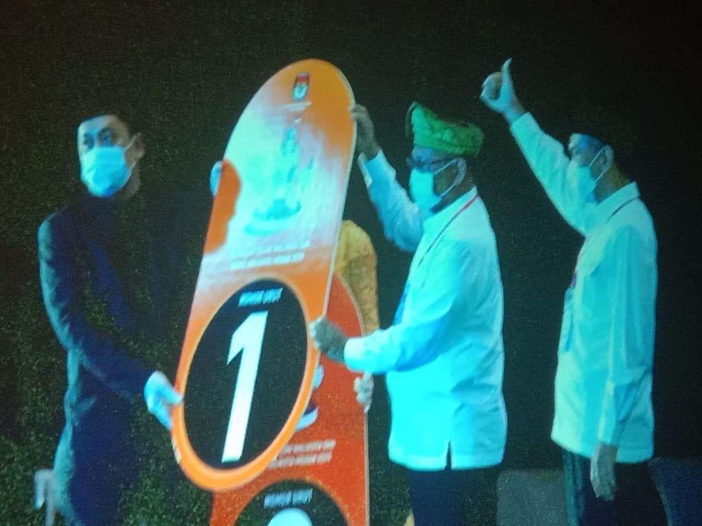 Dapat Nomor 1, Salman Kenang Kemenangan Edy-Ijeck di Medan Saat Pilgub