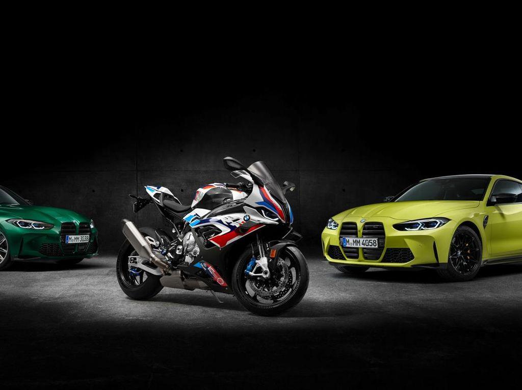 Melihat Lebih Dekat M 1000 RR, Motor Sport Garapan Divisi Mobil Balap BMW