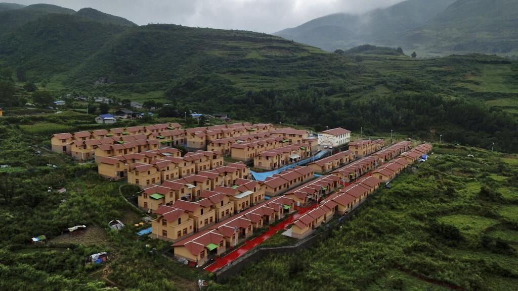 China Gusur Etnis Minoritas Demi Program Anti-Miskin