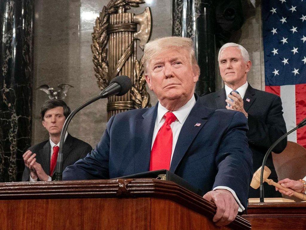 Ejek Meghan Markle, Donald Trump: Pangeran Harry Butuh Banyak Keberuntungan