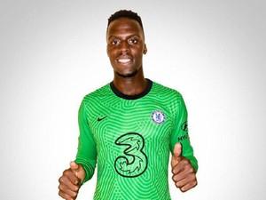 Edouard Mendy Nge-fans Chelsea Sejak Kecil