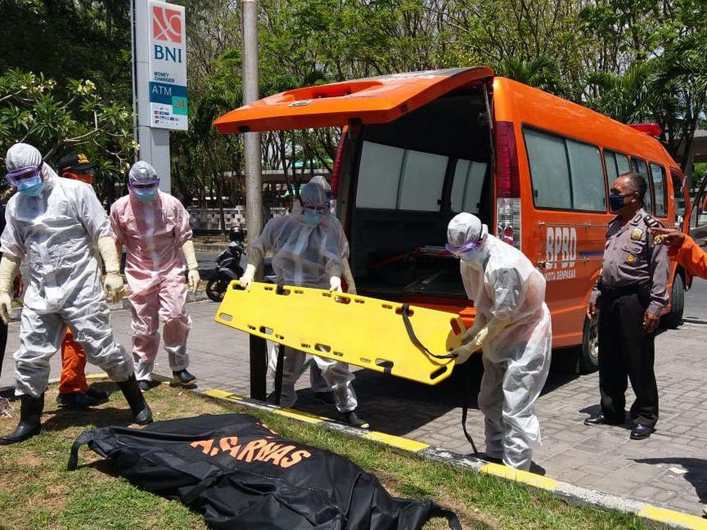 Mayat Seorang Mahasiswa Ditemukan di Selokan Kawasan Pelabuhan Benoa Bali