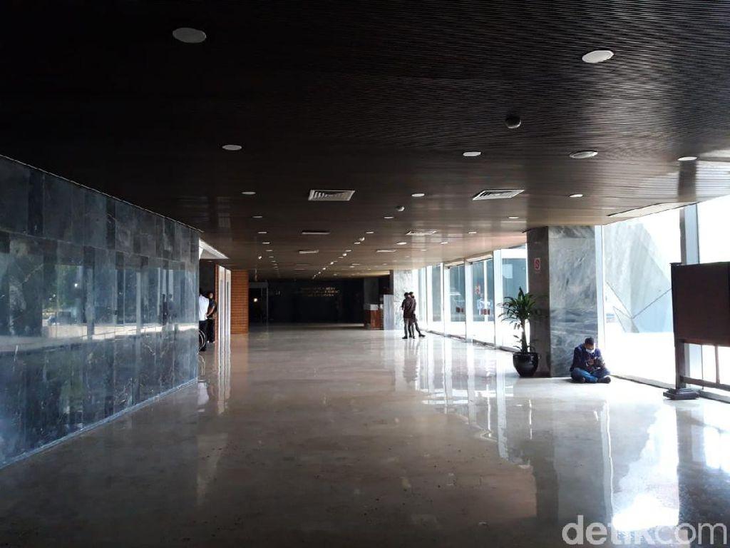 Akhirnya, Gedung Nusantara I DPR Akan Lockdown Usai 18 Dewan Positif Corona