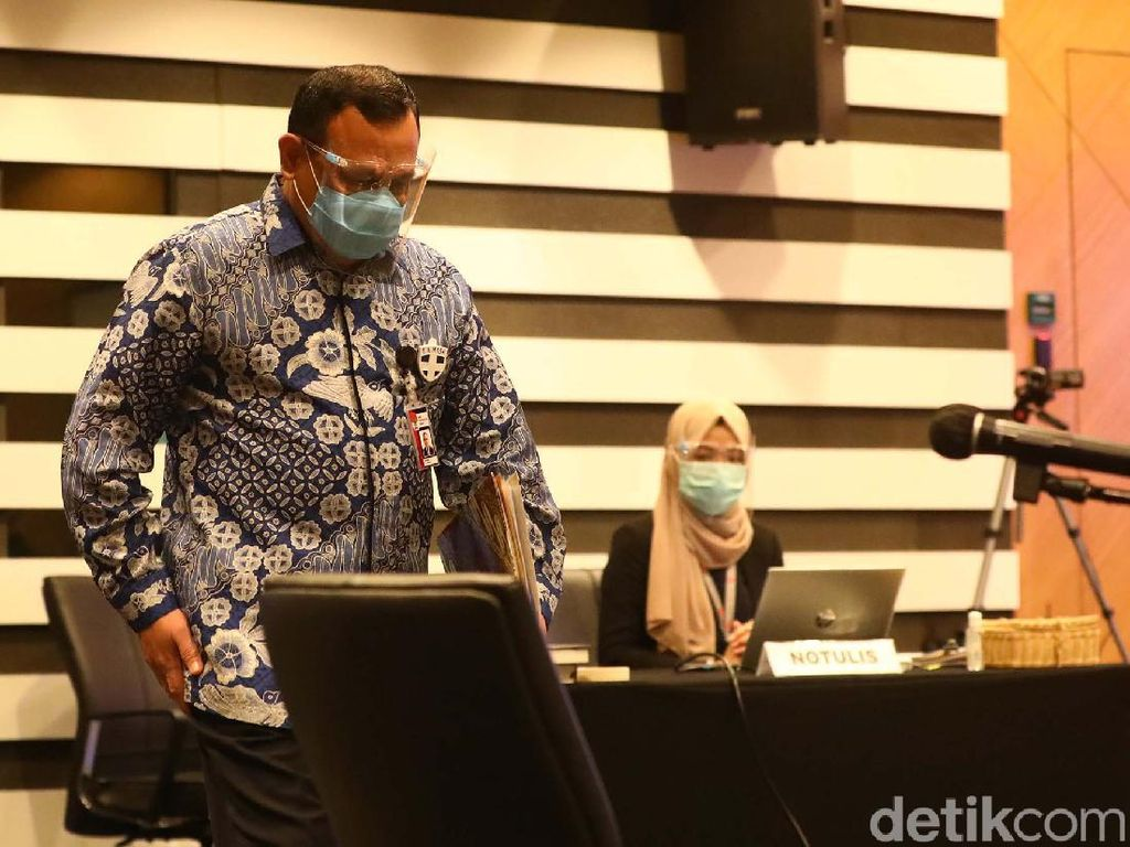 Tentang Teguran Tertulis II yang Menjerat Ketua KPK Firli Bahuri