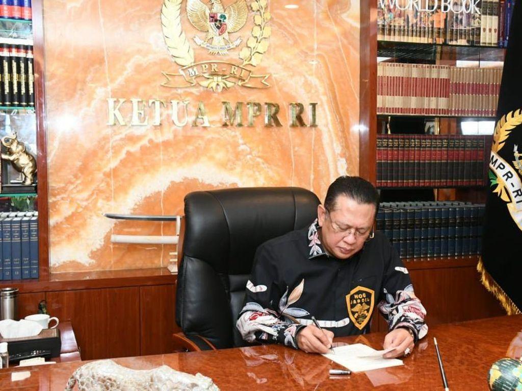 Ketua MPR Soroti Tingginya Kesenjangan Sosial Ekonomi Masyarakat