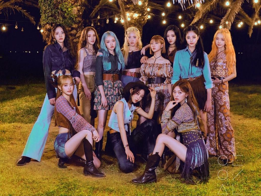 Bos SM Entertainment Kembali Produseri Album LOONA