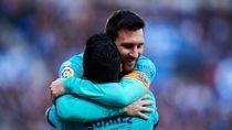 Sahabat Sejati, Messi Bangun Bar Dekat Restoran Suarez