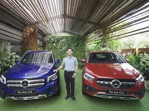 Mercedes-Benz Pasarkan Dua SUV Baru di Indonesia