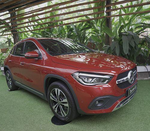 Mercedes-Benz Distribution Indonesia meluncurkan GLA 200 Progressive Line dan GLB 200 Progressive Line secara virtual pada 24 September 2020.
