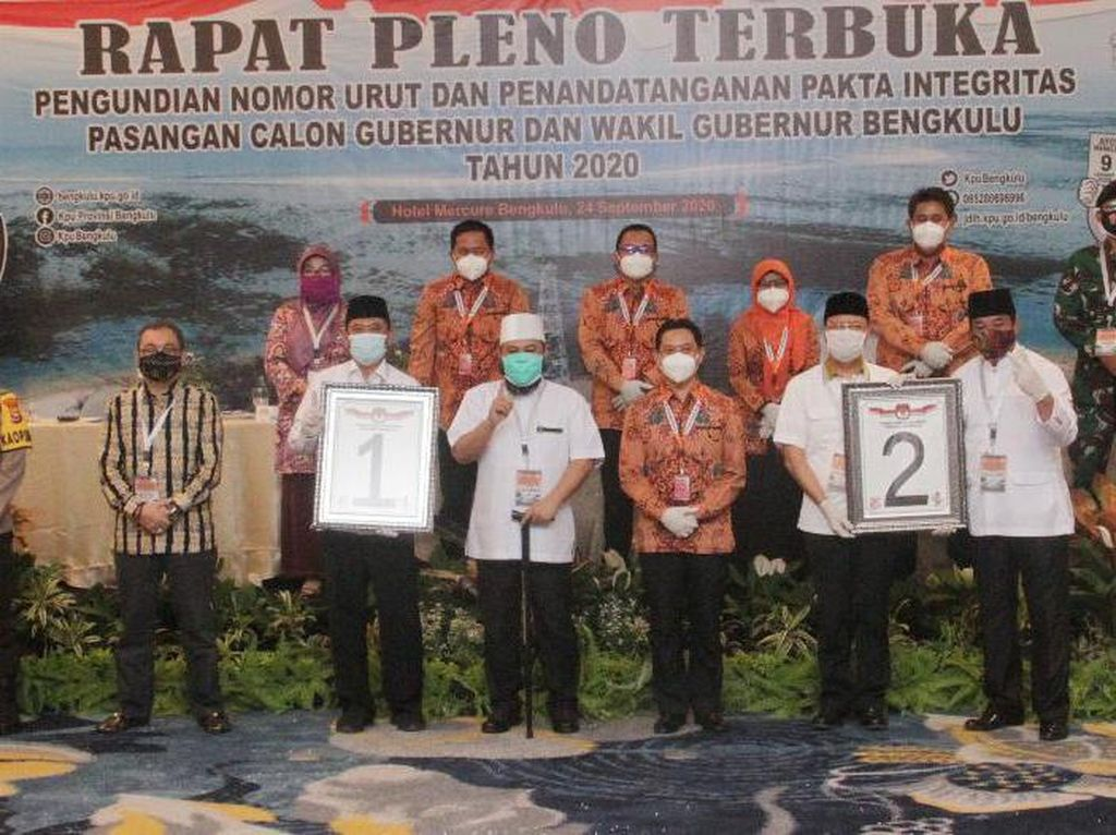 Dana Awal Kampanye Helmi Hasan di Pilgub Bengkulu Hanya Sejuta