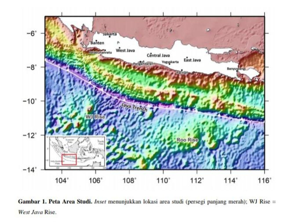 Jateng Daerah Gempa: 7 Sesar Aktif Darat hingga Zona Megathrust