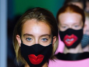 Milan Fashion Week Bergairah Lagi, Gaungkan Optimisme di Tengah Pandemi
