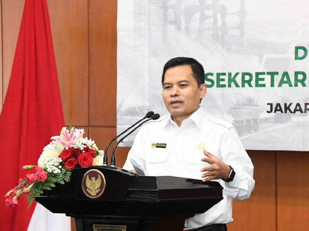 MPR Raih WTP Ke-10, Maruf Cahyono: Kerja Harus Berprestasi