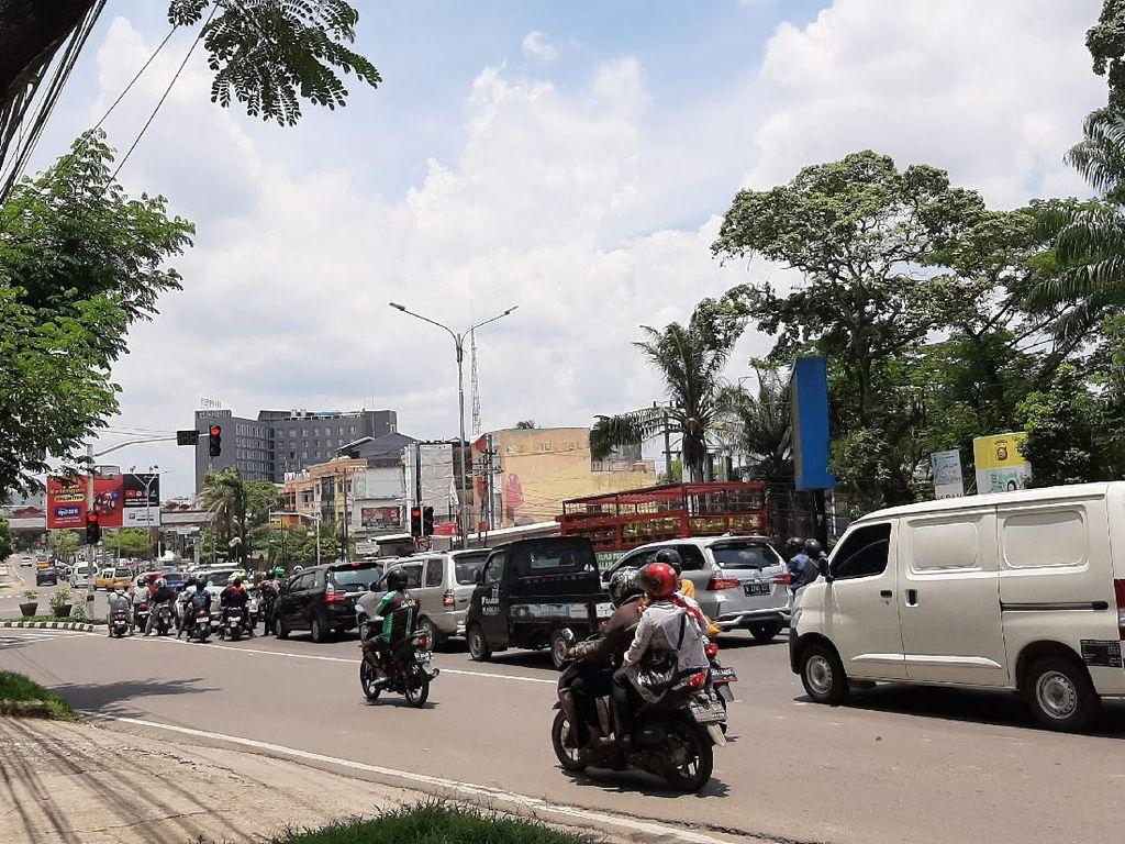 Atasi Macet, Pemkot Palembang Siapkan Rp 24 M Bangun Flyover Simpang Sekip