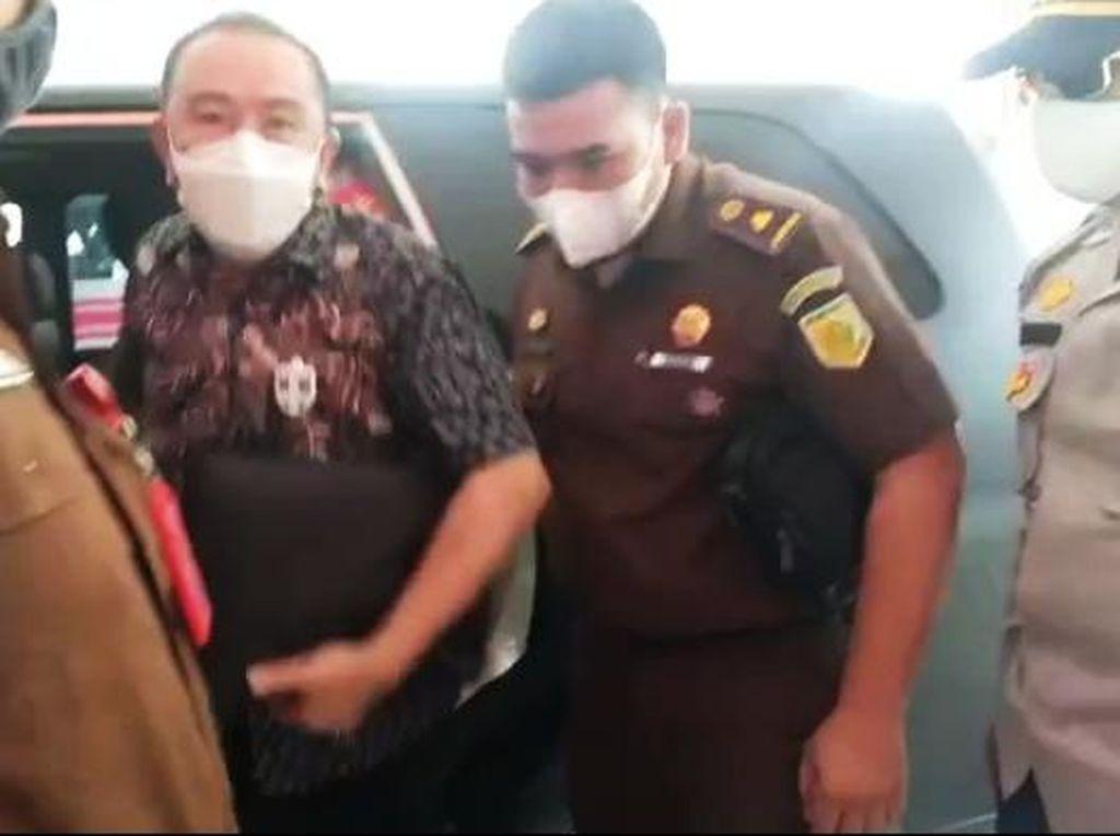Tak Berompi Tahanan, Djoko Tjandra Jalani Pemeriksaan di Kejagung