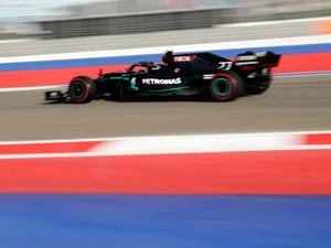 Mercedes Kuasai Latihan Bebas Kedua Formula 1 GP Rusia