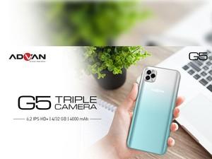 Rogoh Rp 1 Jutaan, Bisa Dapat ADVAN G5 & Headset Start GO TWS 2