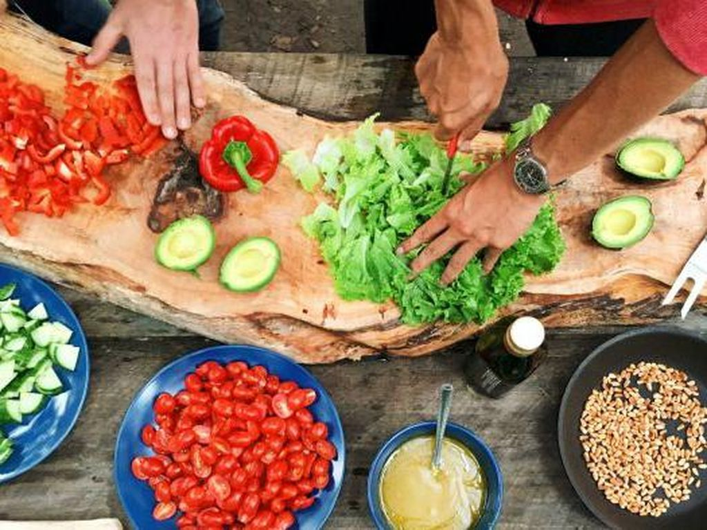 Apa yang Anda Makan Lebih Penting Ketimbang Berapa Berat Badan Anda