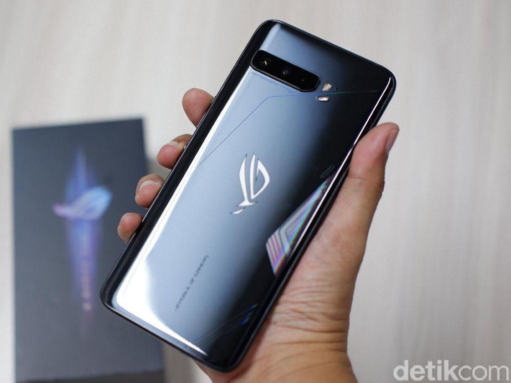 Canggih! Ini Fitur Andalan ROG Phone 3 yang Tak Dimiliki Ponsel Lain